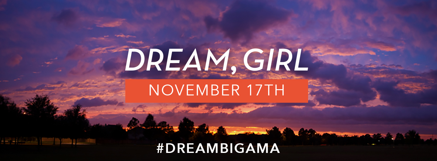 Dream Girl Banner